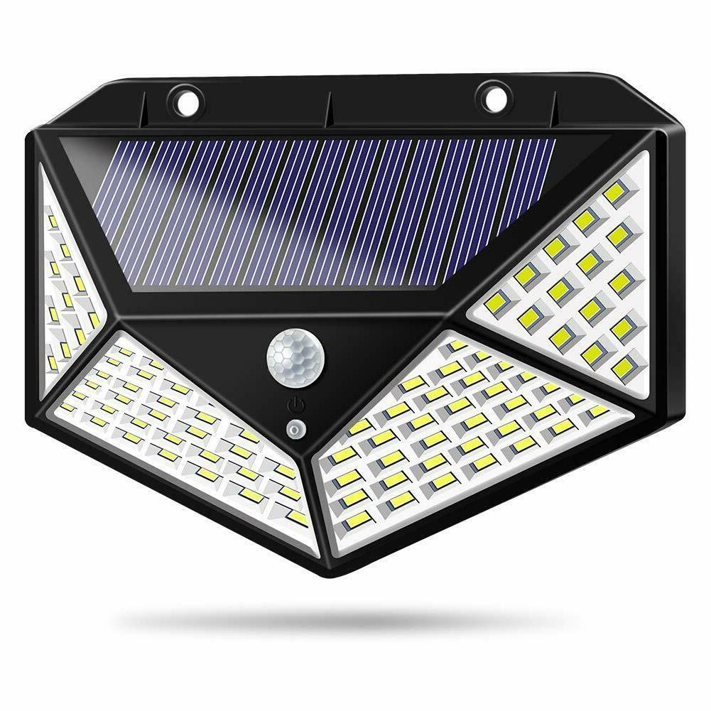 100 LED Yard Lamp