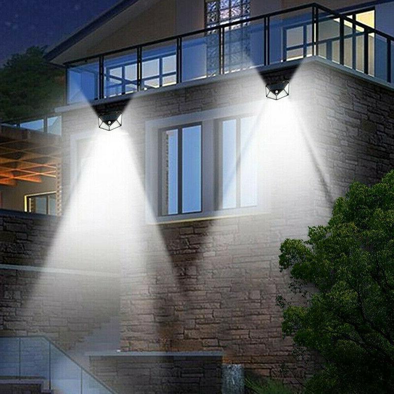 100 LED PIR Light Waterproof