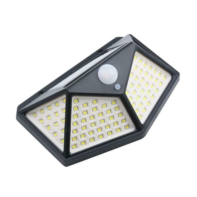 100 LED Powered PIR Motion Sensor Outdoor
