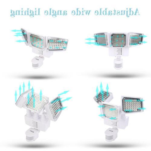 10000LM Solar Lights 188LED Motion Sensor Light