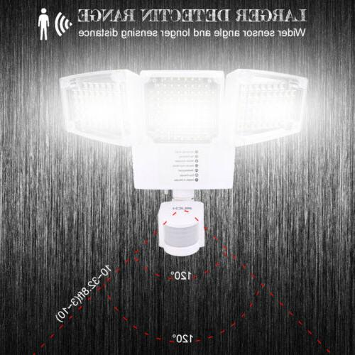 10000LM Solar Motion Sensor Light Indoor
