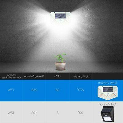 100LED Solar Light Garden Lamp