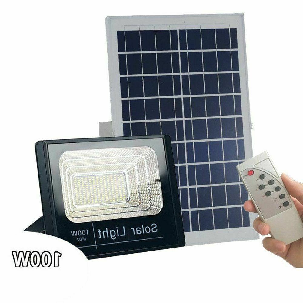 100W Powered Control Light