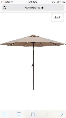 ZENY Umbrella Powered 24 LED