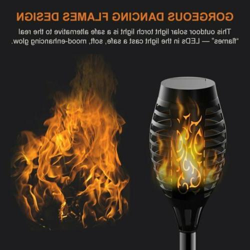 2X Outdoor Torch Light Lamp Garden