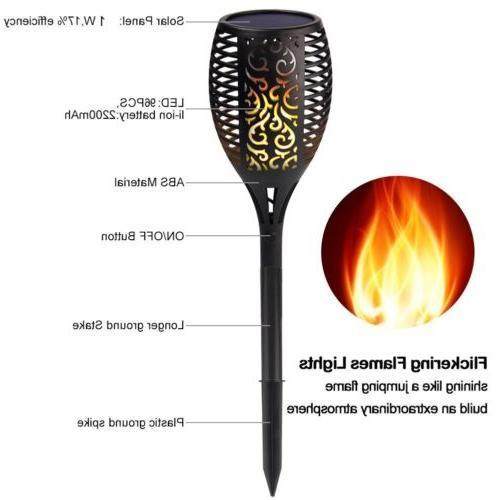 10X Power Path Torch Dancing Flame Lamp