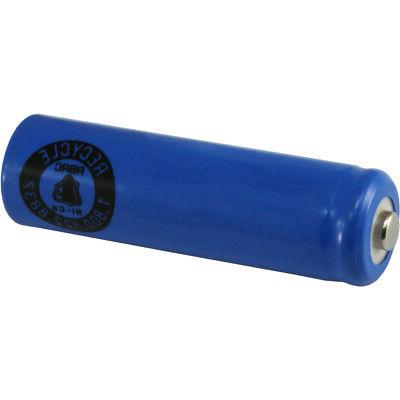 2 600 mAh 1.2 Rechargeable for Lights,