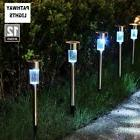 12 pcs Garden LED Solar Landscape Outdoor Path Lights Yard L