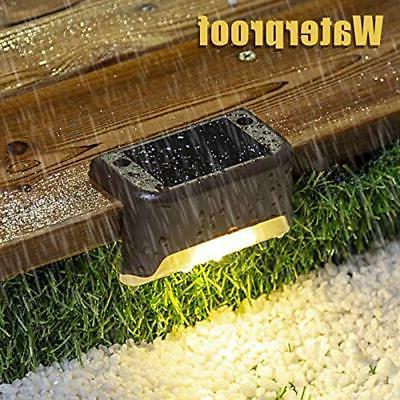 GIGALUMI Deck Lights, Waterproof Led For Yard,