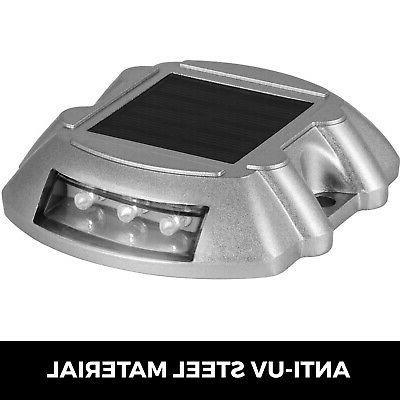 12 LED Marker Lights Safety for Pathway Path