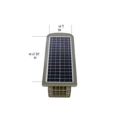 Gama 12-Watt Motion Activated LED Light, Wall&PostMount