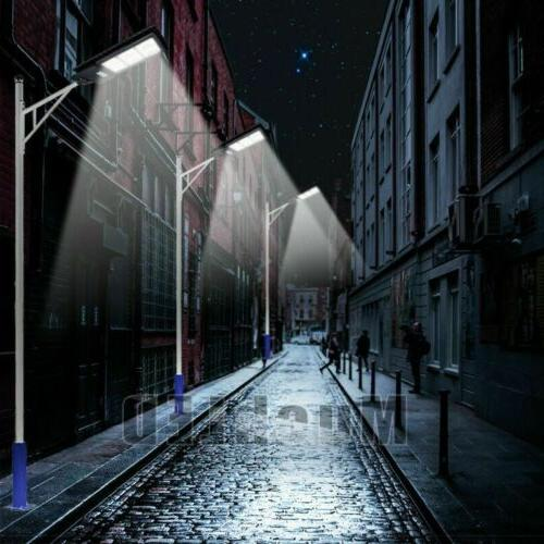 120000LM Dusk-to-Dawn Street Commercial LED Road