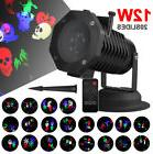 12W LED Waterproof Projector Light Multicolor Decoration Lig