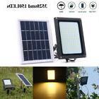 150 LED Solar Power Motion Sensor Flood Spot Light Outdoor G