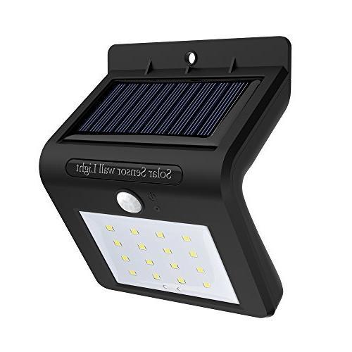 16led solar light