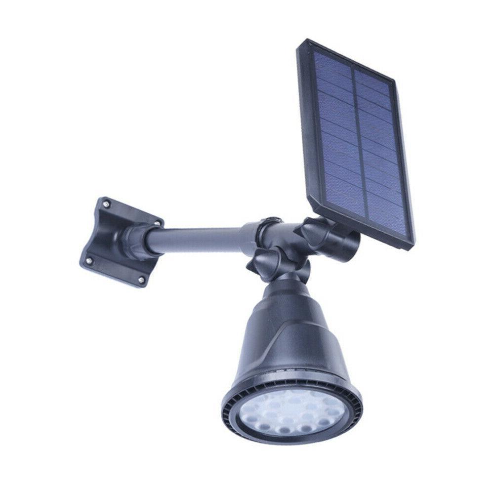 18 LED Dusk to Dawn Yard Garden Lamp