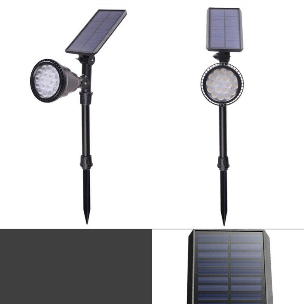 18 led solar power dusk to dawn