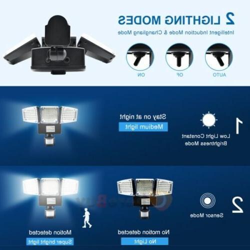 188 Solar Sensor Light Outdoor