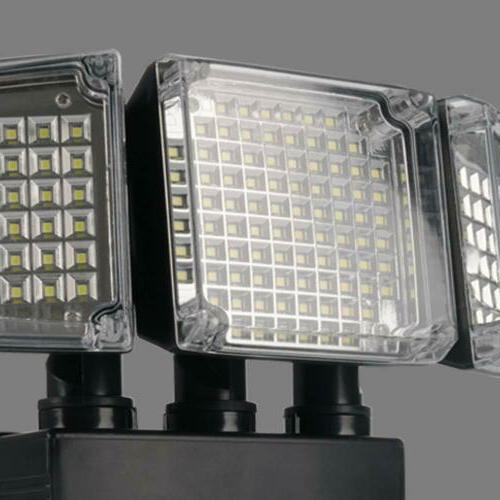 188 LED Solar Sensor Light Flood Outdoor Garden Lamp