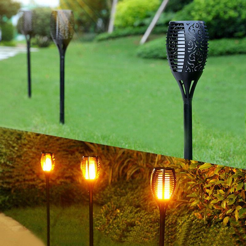 2-4 Lights LED Lighting Dancing Garden Lamp