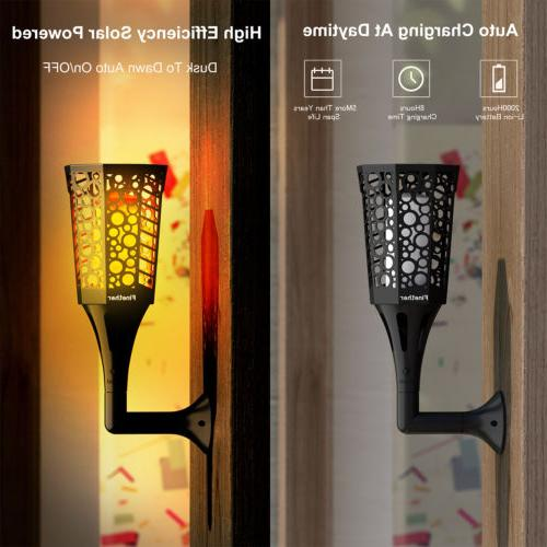 2 of LED Torch Light Dancing Flickering Flame