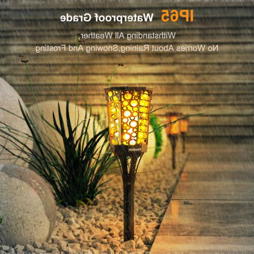 2 of LED Solar Torch Light Flame