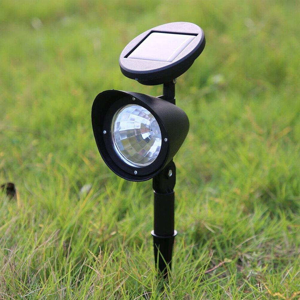 2 Pack LED Light Outdoor Garden Landscape Waterproof