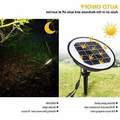 ProGreen LED Outdoor Solar