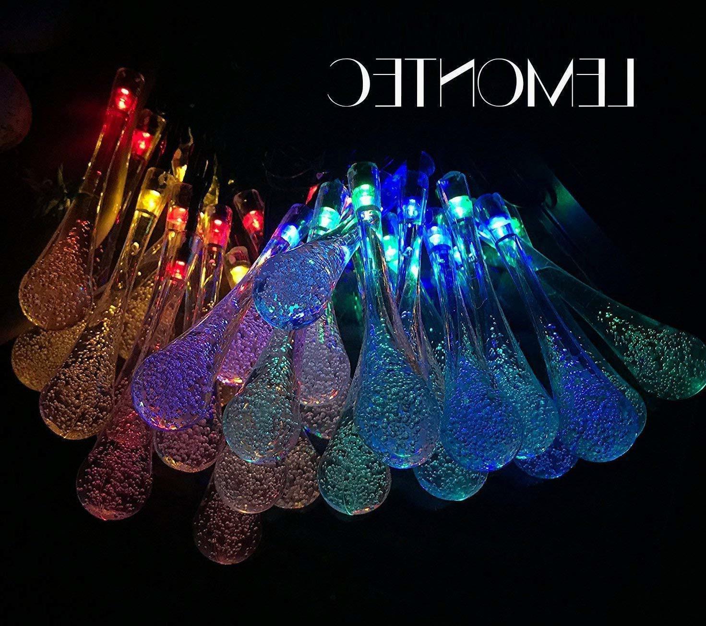 2 Solar Strings Lights, 30 Solar Fairy