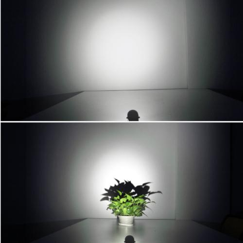 2 Pcs Powered LED Security Wall