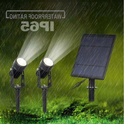 2 Pcs LED Waterproof Security