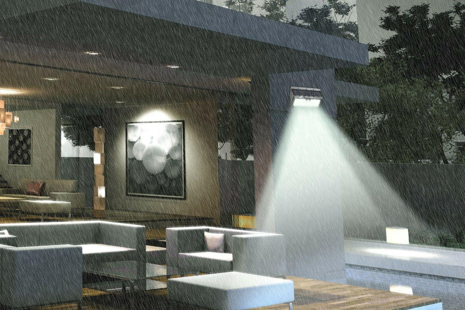 20/34/55LED Lights Motion Sensor Wall Waterproof
