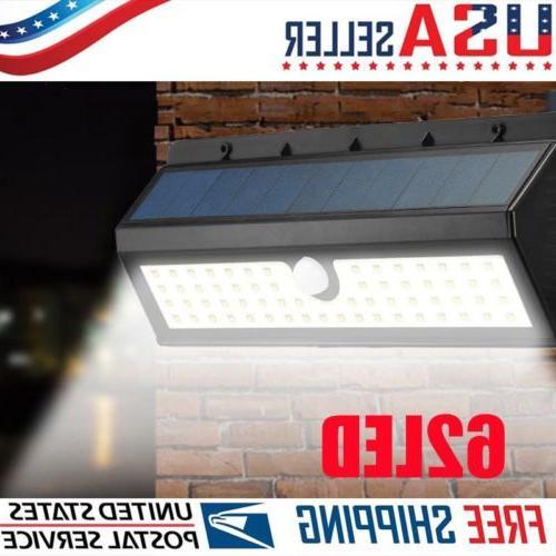 20 62 led solar power motion sensor