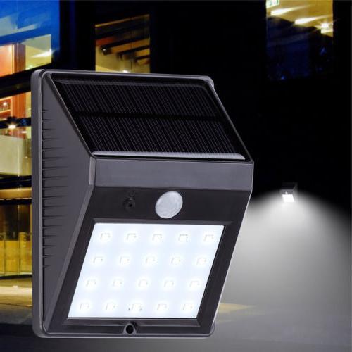 PIR Light Outdoor Lamp 1