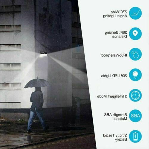 206 Power Sensor Light