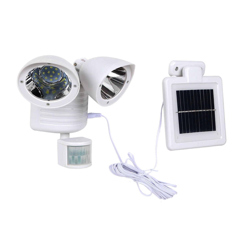 22 LED Dual Detector Motion Sensor