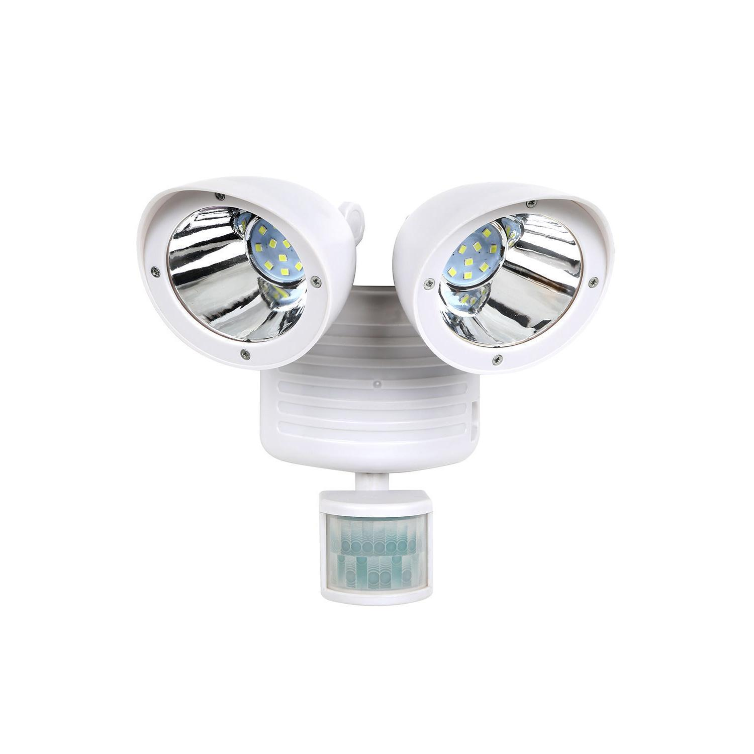 22 LED Dual Detector Spot Light Motion Sensor Outdoor
