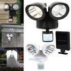 188-LED Security Detector Solar Spot Light Motion Sensor Out