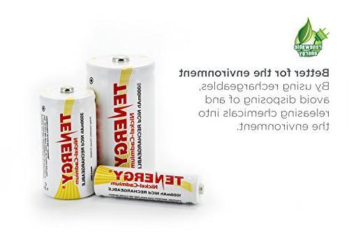 24 1000mAh Batteries for Solar power, Solar etc - - NiCd-AA1000-24