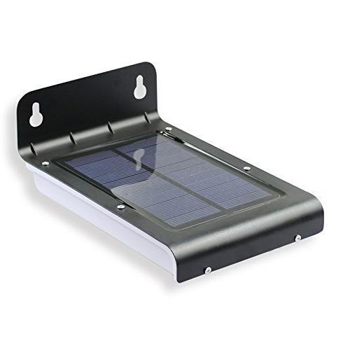 Eonfine LED Power Outdoor Motion Waterproof Garden Security Lamp Light