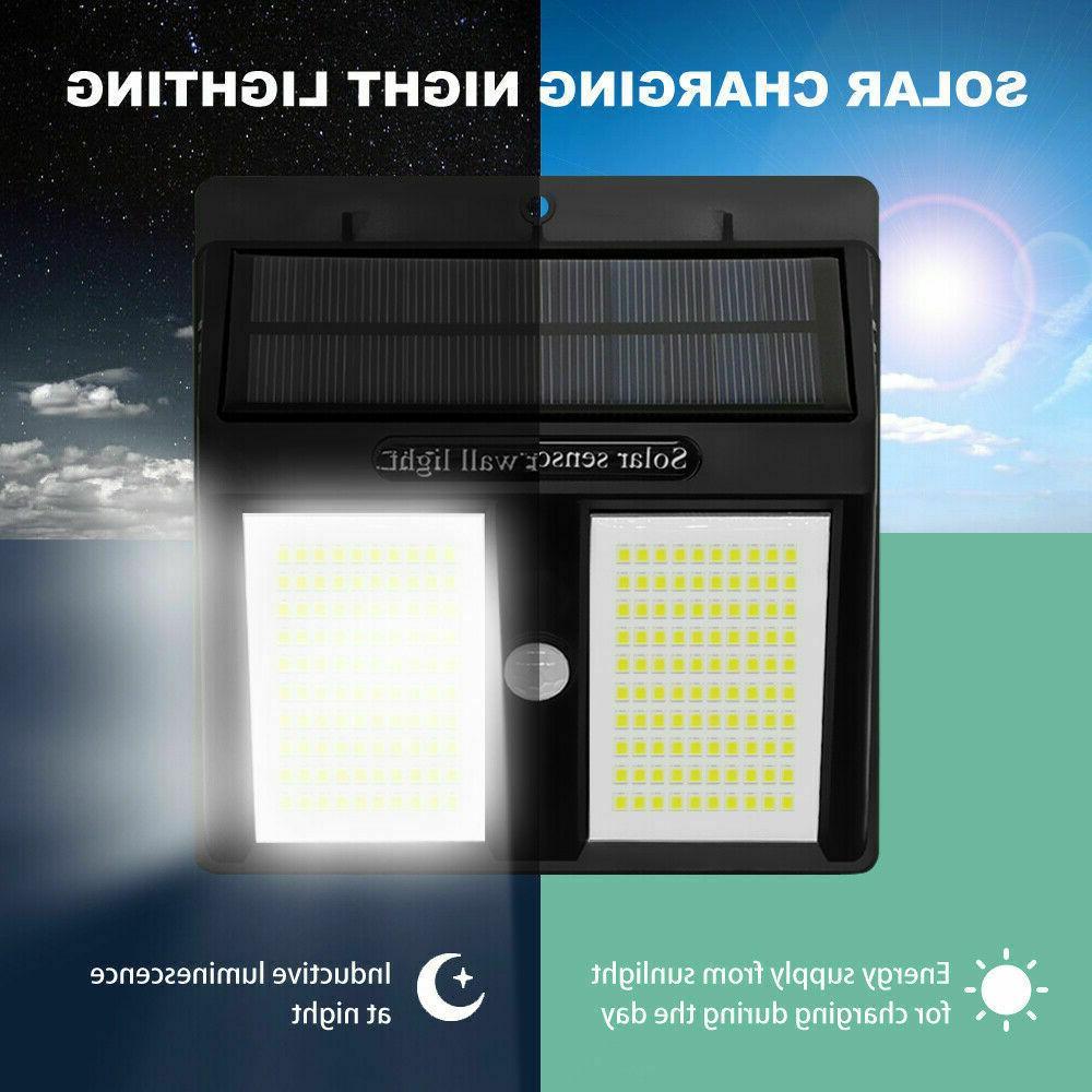250 Lights Outdoor Sensor Waterproof