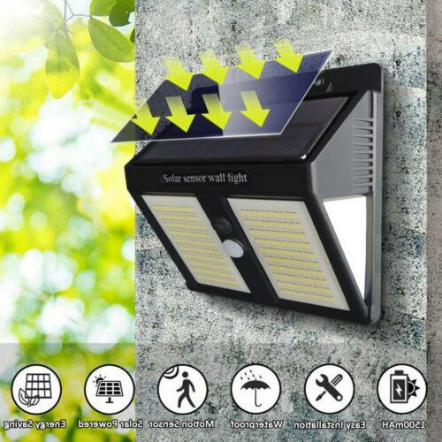 250 LED PIR Sensor Garden Lamp