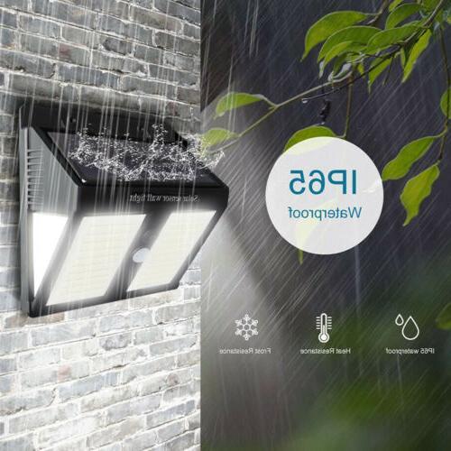 250 LED PIR Sensor Garden Flood Lamp