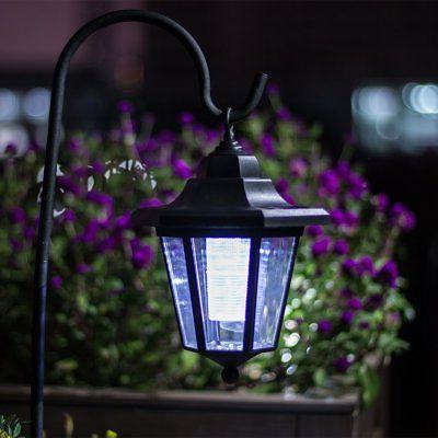 GIGALUMI Solar Lights Outdoor, solar Coach Lantern