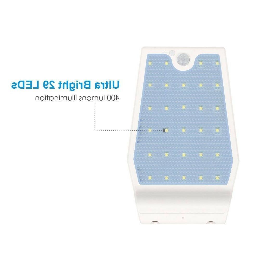 29 Solar Lights Extension Sensor Security