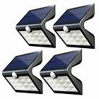 InnoGear 2nd Version 14 LED Solar Lights with Rear Projectio