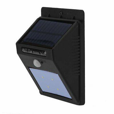 2pc LED Solar Powered Motion Garden Flood BP