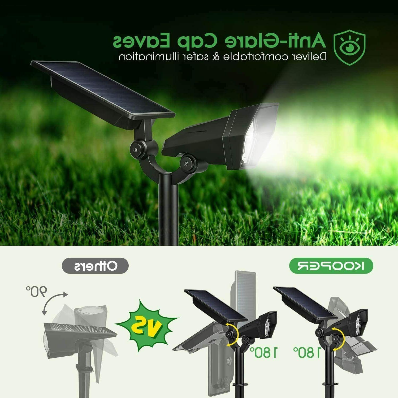 2Pk 12 Outdoor Solar Light