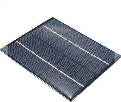2W 0-160mA Solar Panel