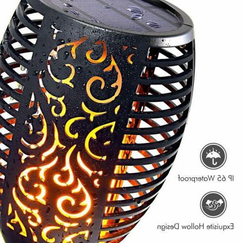 2X Power Light Dancing Flickering Flame Lamp